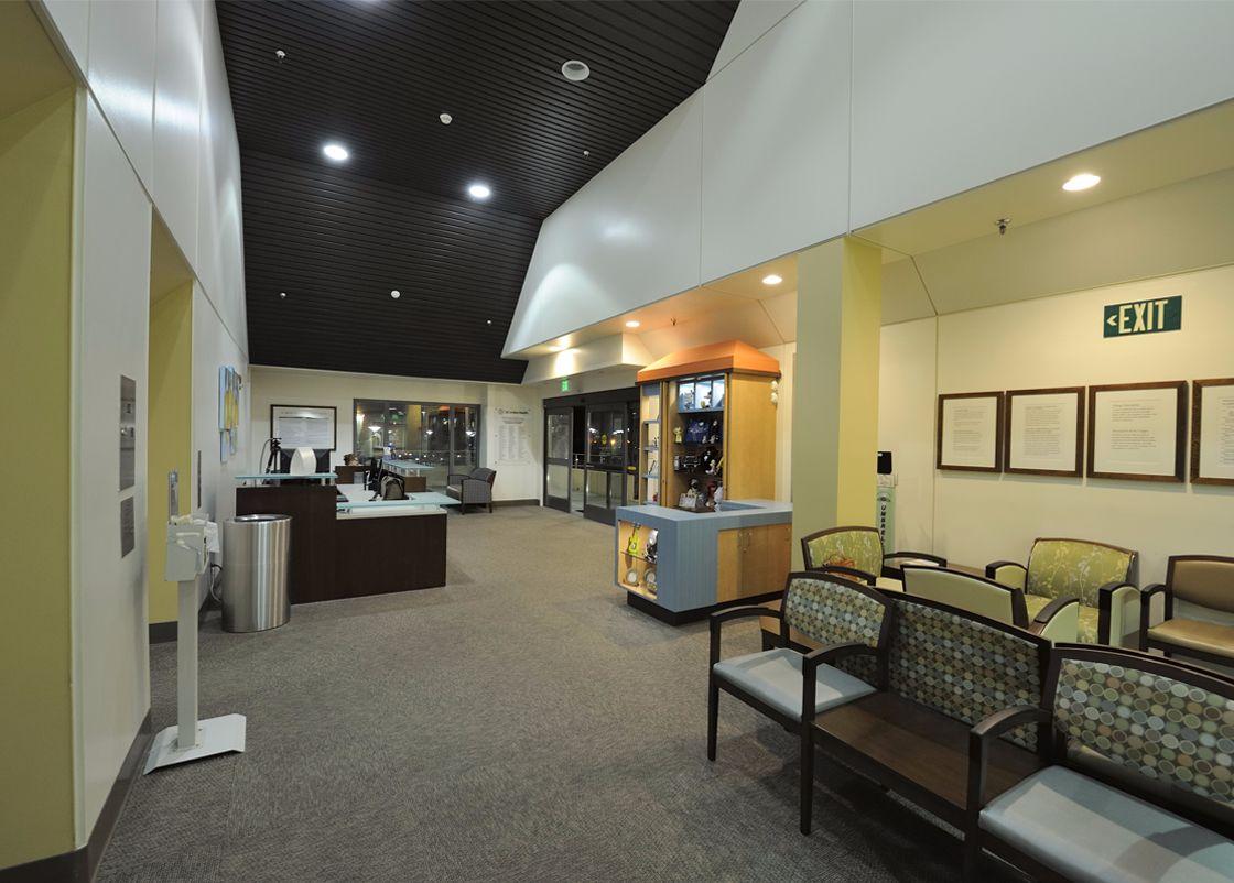 Lobby Renovation Building B1A interior design