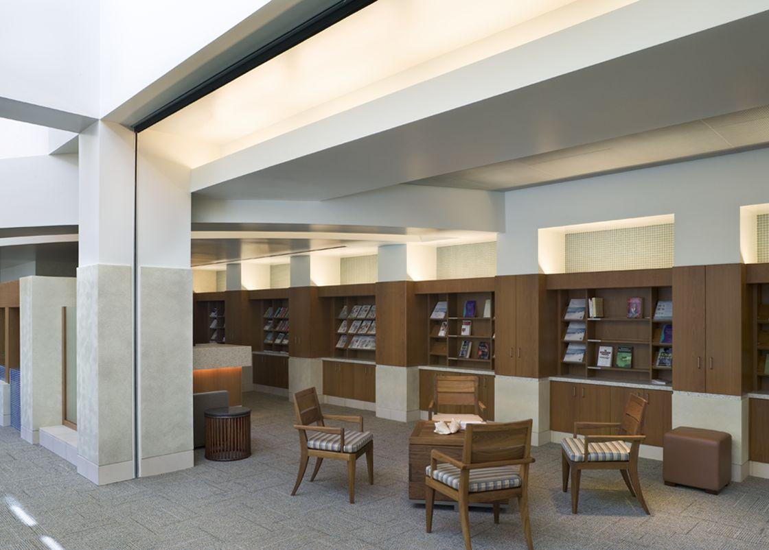 hoag cafe interior design