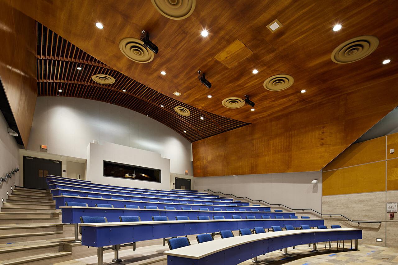 Slide 2 – MDEA Auditorium